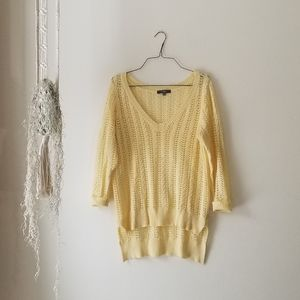 NY collection Daffodil Knit Sweater